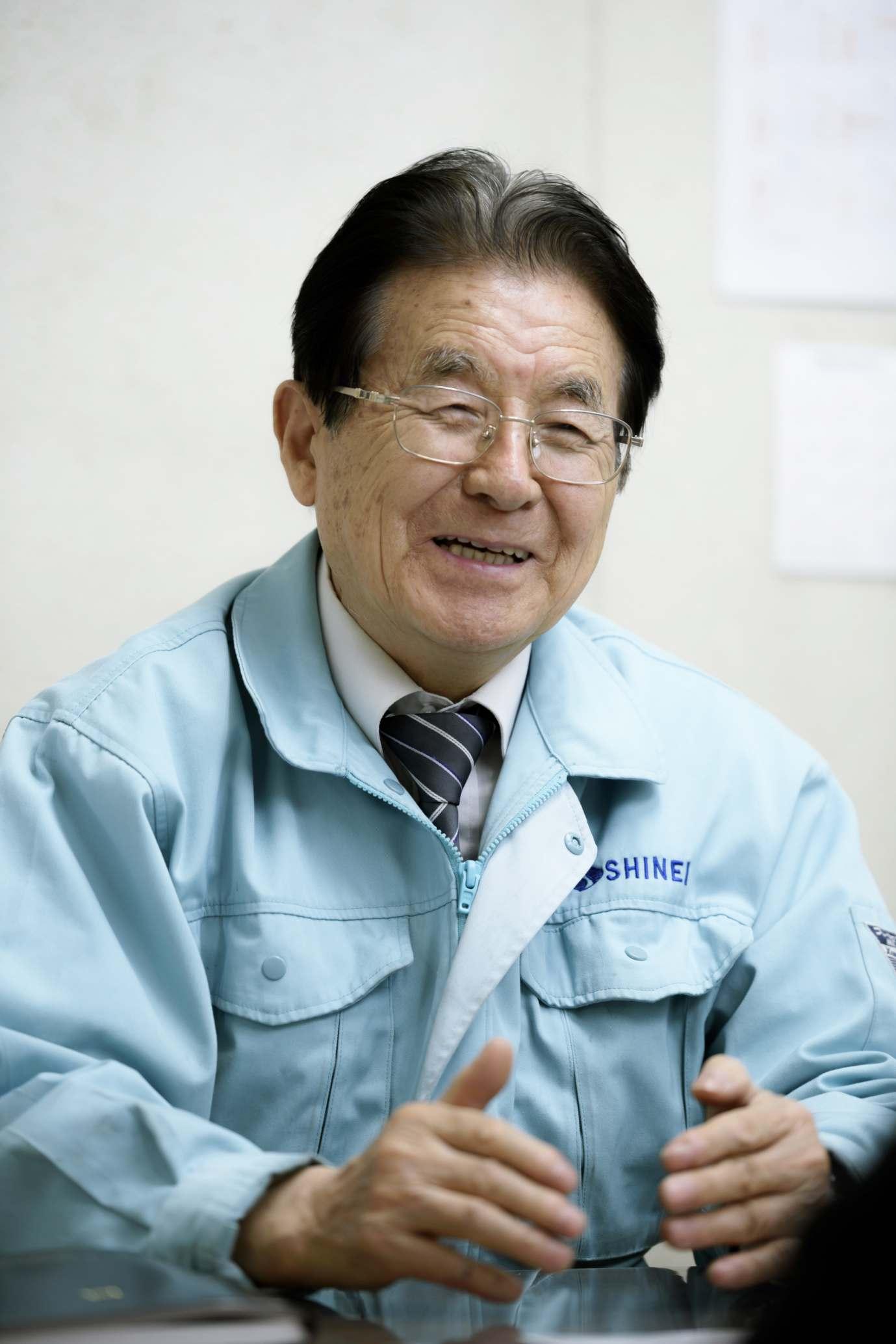 初代社長 橋本